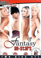 Fantasy All-Stars #3 Porn Video