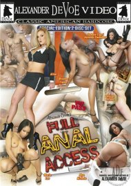 Full Anal Access Porn Movie