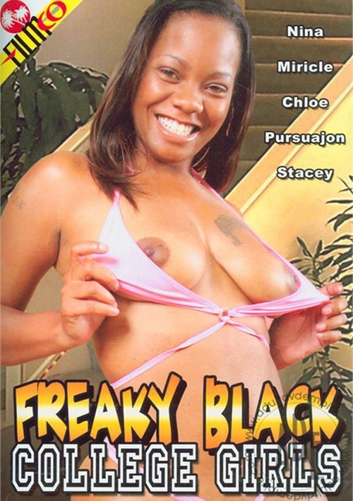 Freaky Black College Girls