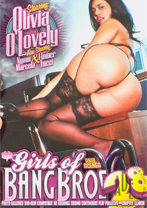 Girls Of Bangbros Vol. 28: Olivia OLovely