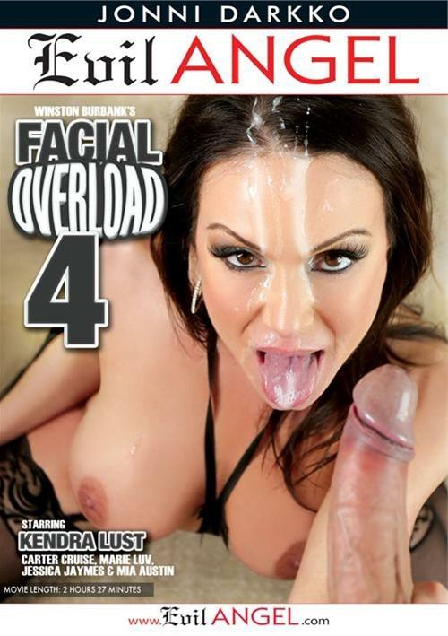 Facial Overload 4- On Sale! Jessica Jaymes Facials Winston Burbank