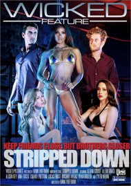 Stripped Down DVD porn movie from Wicked Pictures.