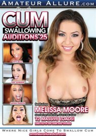 Watch Cum Swallowing Auditions Vol. 25 HD Porn Video from Amateur Allure!