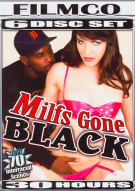 Milfs Gone Black 6-Disc Set Porn Movie