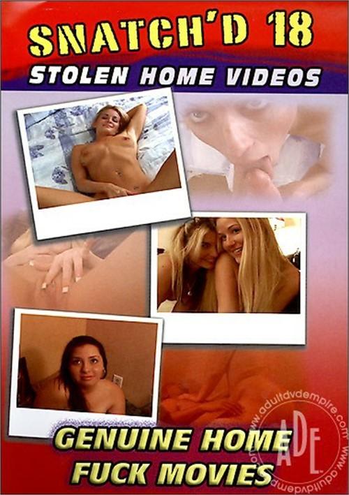Snatch'd: Stolen Home Videos 18 Gonzo 2005 Amateur