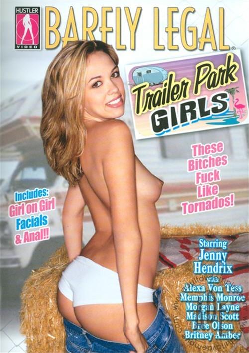 Barely Legal Trailer Park Girls
