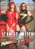 Scarlet Witch 2: VS Ms. Marvel And Spiderwoman Porn Movie