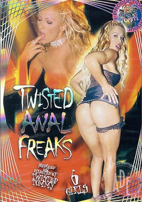 Twisted Anal 30