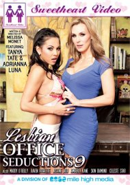 Lesbian Office Seductions 9 Porn Video
