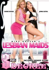 Lesbian Maids DVD Image from Third Degree Films.