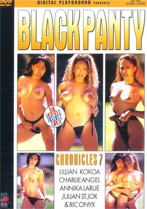 Black Panty Chronicles Vol. 7 All Sex Digital Playground Annila Larve