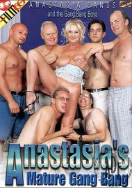 Anastasia's Mature Gang Bang Porn Video