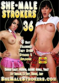 She-Male Strokers 36 Porn Movie