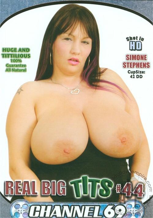 Real Big Tits 44