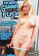 Horny Grannies Love To Fuck 3 Porn Movie