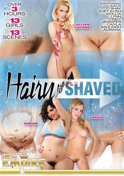 Hairy To Shaved Kacii Jennifer (VII) Shaved