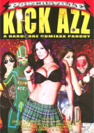 Kick Azz: A Hardcore Comixxx Parody Porn Movie