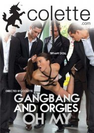 Gangbang And Orgies Oh My Porn Movie