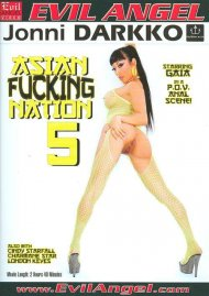 Asian Fucking Nation #5 Porn Movie
