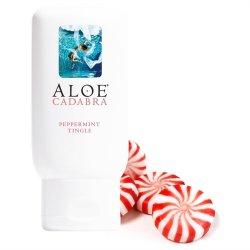 Aloe Cadabra - Peppermint Tingle - 2.5 oz. Sex Toy