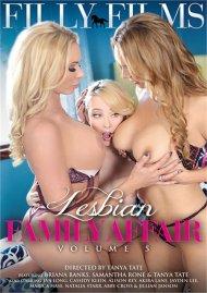 Lesbian Family Affair Vol. 5 Porn Movie