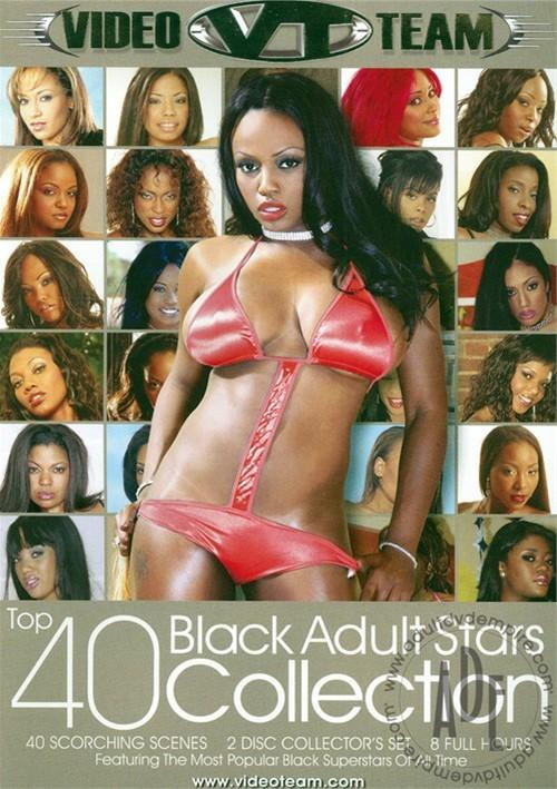 Top 40 Black Adult Stars 2008 Black Compilation