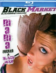 Mama Fucked A Black Man Blu-ray porn movie from Black Market.