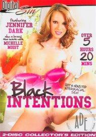 Black Intentions Porn Movie