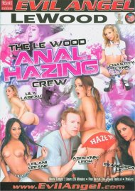 Le Wood Anal Hazing Crew, The Porn Movie