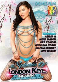 Seduction Of London Keyes, The Porn Movie