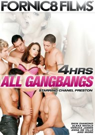 All Gangbangs - 4 Hrs Porn Movie