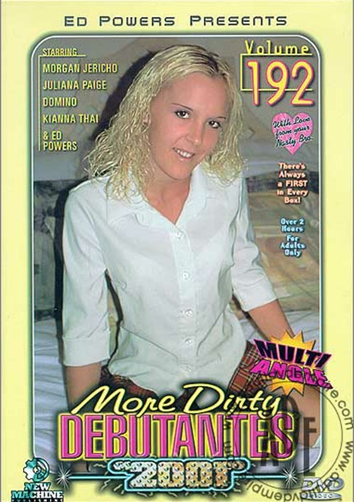 More Dirty Debutantes #192 Ed Powers Domino 2001