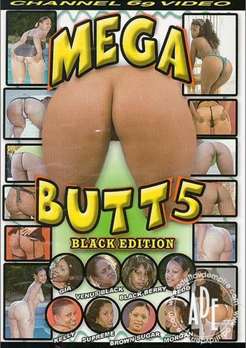 Mega Butt 5