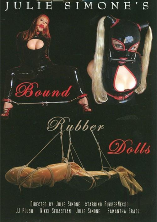 Bound Rubber Dolls Rubber Necro Julie Simone Productions Julie Simone