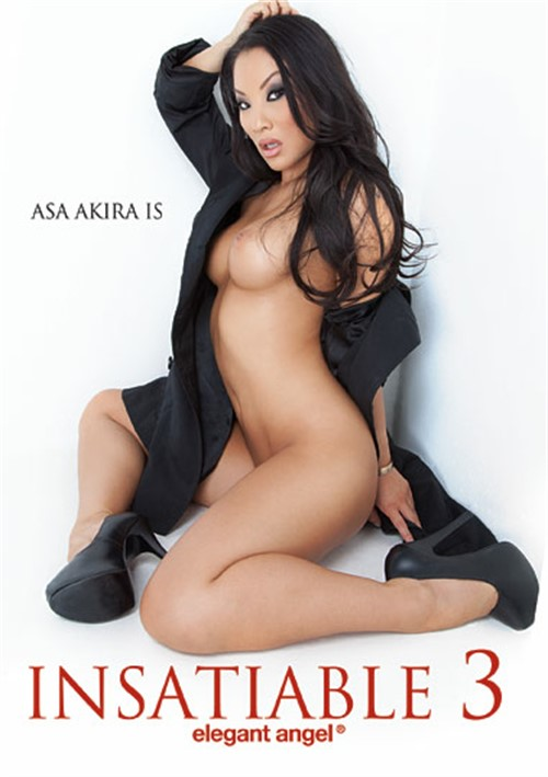 Asa Akira Is Insatiable Vol. 3 image