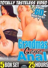 Grandmas Gone Anal 5-Pack Porn Movie