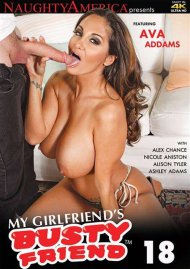 My Girlfriend's Busty Friend 18 DVD Image from Naughty America.
