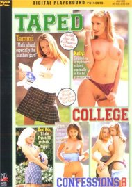 Taped College Confessions 8 Porn Movie