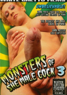 Monsters of She-Male Cock 3 Porn Movie