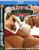 Big Booty White Girls 5 Blu-ray