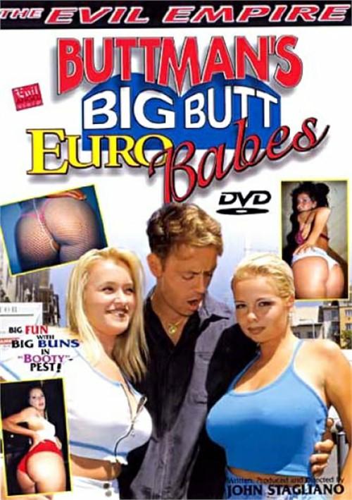 Buttmans Big Butt Euro Babes