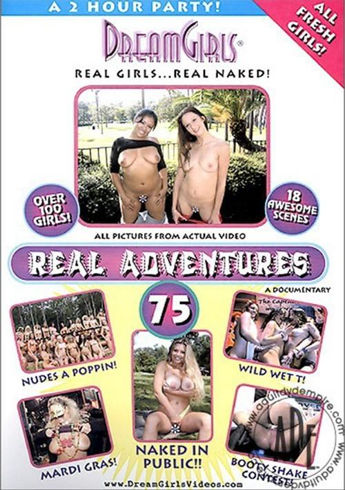 Dream Girls: Real Adventures 75 All Sex Dream Girls Amateur