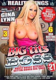 Big Tits Boss Vol. 21 Porn Movie