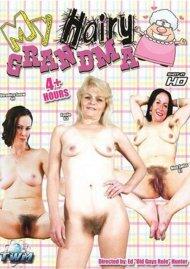 My Hairy Grandma Porn Movie