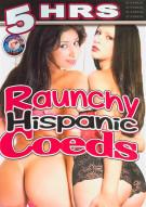 Raunchy Hispanic Coeds Porn Movie