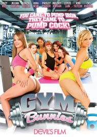 Gym Bunnies HD porn video from Devil's Film!