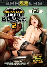 Pornstars Like It Black 2 Porn Movie