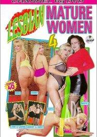 Lesbian Mature Women 4 Porn Movie