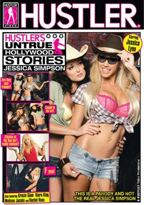 Hustlers Untrue Hollywood Stories: Jessica Simpson