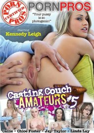 Casting Couch Amateurs 5 Porn Video